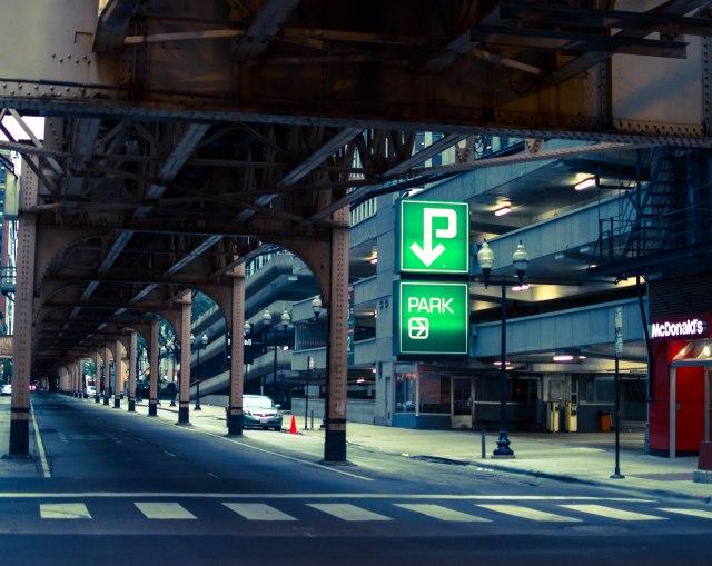 metal bridge chicago
