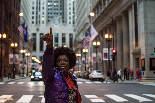 Chicago - something inspiring...
