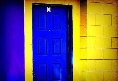 door 101 by Mary